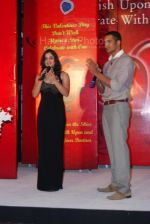 Upen Patel unveils Gitanjali Valentine initiative at Hilton Towers, Mumbai(2).JPG