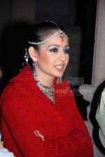 Preeti Jhangiani at the song choreography for film Dhan Dhana Dhan in Filmistan on Feb 7th 2008 (5).jpg
