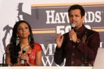 Shweta Slave,Rohit Roy at Haywords Mr India World in Hotel Inter Continnental on Feb 9th 2008 (13).jpg