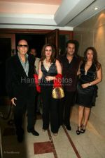 Firoze Khan,Fardeen Khan with wife Natasha at Vashu Bhagnani_s star studded Bollywood bash at Bling on Feb 6th 2008(84)~0.jpg