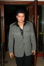 Sajid Khan at Vashu Bhagnani_s star studded Bollywood bash at Bling on Feb 6th 2008(72).jpg