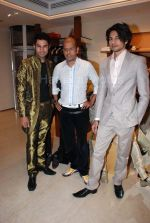 at Narendra Kumar_s collection showing at Aza Men on Feb 12th 2008 (7).JPG