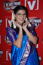 Lola Kutty at India_s first live Bolywood flick launch by Channel V at Joss, kalaghoda on Feb 21st 2008 (1).jpg