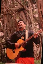 Raghu Dixit at the music launch of Raghu Dixit_s album in Bandra on Feb 26th 2008 (1).jpg