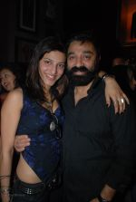 Shruthi Hassan,Kamal Hassan at the launch of Rollingstone magazine in Hard Rock Cafe on Feb 27th 2008(33).jpg