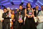 Anamika Chaudhary, Rohanpreet Singh, Tanmay Chaturvedi at the finals of Lil Champs on 1st March 2008 (2).jpg
