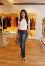 Bhagyashree at Aza Launches the Spring Summer 2008 Collection.jpg