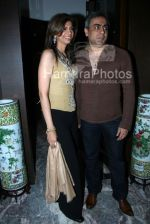 Zeba kohli with husband at the Bhram film bash hosted by Nari Hira of Magna in Khar on 2nd March 2008(51).jpg