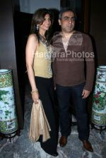 Zeba kohli with husband at the Bhram film bash hosted by Nari Hira of Magna in Khar on 2nd March 2008(52).jpg
