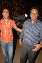 Baba Sehgal with CP Joseph at director Neeraj Pathak_s birthday bash in Sahara Star on March 3rd 2008(37).jpg