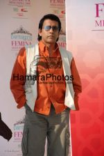 Hemant Trivedi at Femina Miss India media meet in Sun N Sand on March 5th 2008(8).jpg