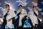 Rahul Bose. Rahul Dravid and Mahesh Bhupati at the Gillette Mach3 Turbo Comfort Challenge in  Hilton on March 11th 2008(5).jpg