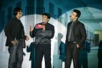 Sreesanth,Aamir Ali at the press conference in Grand Hyatt on March 11th 2008(5).jpg