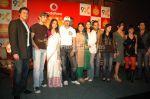 Rohit Roy,Shweta Tiwari,Saakshi Tanwar,Prachi Desai,Ronit Roy,Rakhi Sawant,Rozza Catalano,Varun Badola at 9X Yeh Hai Jalwa meet in Taj Land_s End on March 12th 2008(26).jpg