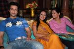 Aamir Ali , Abigail,Krithika Sengal at Kya Dil Mein Hai 9x serial press interviews on March 13th 2008(3).jpg