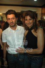 Aneeta Raaj with Son at the launch of WATSON FITNESS in Khar Danda on March 13th 2008(3).jpg
