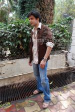 Bhuvnesh at the location of Dahej Serial on 9Xon March 13th 2008(5).jpg