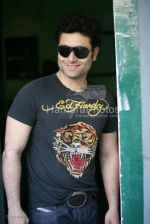Shiney Ahuja on the sets of film Hijack at Poison on March 15th 2008 (8).jpg
