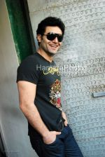 Shiney Ahuja on the sets of film Hijack at Poison on March 15th 2008 (86).jpg