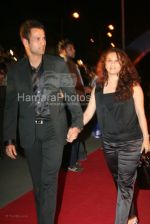 Rohit Roy,Manasi at the Race premiere in IMAX Wadala on March 20th 2008(2).jpg