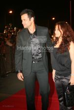 Rohit Roy,Manasi at the Race premiere in IMAX Wadala on March 20th 2008(97).jpg