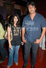 Parineeta with Salil Ankola at Tingya special screening in Cinemax on March 19th 2008(54).jpg