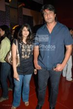 Parineeta with Salil Ankola at Tingya special screening in Cinemax on March 19th 2008(68).jpg