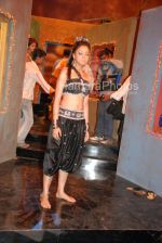 Tanushree Dutta on the sets of Horn Ok Please in Filmistan on March 26th 2008(2).jpg