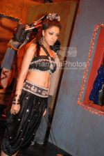 Tanushree Dutta on the sets of Horn Ok Please in Filmistan on March 26th 2008(4).jpg