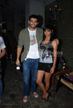 Vj Aditya and Juhi  Pande at Bryan Adams 11 album launch in Pause, Hill Road, Bandra on March 26th 2008(3).jpg