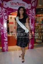 Femina Miss India contestants promote Liberty footwear in Inorbit Mall on March 27th 2008(22).jpg