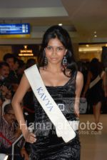 Femina Miss India contestants promote Liberty footwear in Inorbit Mall on March 27th 2008(30).jpg