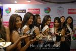 Femina Miss India contestants promote Liberty footwear in Inorbit Mall on March 27th 2008(42).jpg