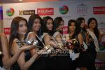Femina Miss India contestants promote Liberty footwear in Inorbit Mall on March 27th 2008(44).jpg