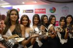 Femina Miss India contestants promote Liberty footwear in Inorbit Mall on March 27th 2008(46).jpg