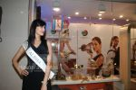 Femina Miss India contestants promote Liberty footwear in Inorbit Mall on March 27th 2008(5).jpg