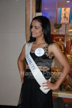 Femina Miss India contestants promote Liberty footwear in Inorbit Mall on March 27th 2008(8).jpg