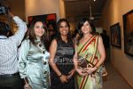 Farzana Contractor with Maheka Mirpuri  at Tina  Ambani_s Harmony show in Nehru Centre on March 28th 2008(14).jpg