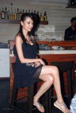 Sania Sheikh at Manish Malhotra bash in Prive on 29th 2008(2).jpg