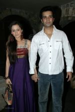 Aamir Ali,Sanjeeda Sheikh at Indraneil Sengupta and Barkha Bisht_s wedding bash in Kino_s cottage on March 30th 2008(2).jpg
