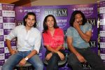 Sheetal Menon, Dino Morea,Milind Soman at Bharam star cast in Fame, Malad on April 3rd 2008(3).jpg