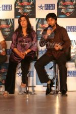 Shekhar, Farah Khan at Jo Jeeta Wohi Superstar in ITC Parel  on April 4th 2008(31).jpg