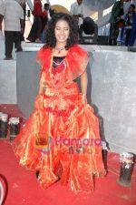 Anwesha at Chhote Ustad finals.jpg