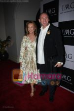 Gregory David Roberts with princess Francoise Sturdza at IMG BASH in Taj President on April 7th 2008 (2).jpg