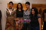 Tapur Chatterjee, Shamita Singha,Reshma Bombaywala,Sujata Assomull at Designer Asmita Marwa_s Lakme Fashion Week preview in Aza, Kemps Corner on March 20th 2008 (16).jpg
