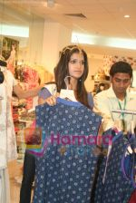 Femina Miss India finalists visit Pantaloon store in  Megamall on April 8th 2008 (1).jpg