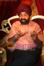 Jaspal Bhatti at Reality Show Comedy Ka King Kaun in ITC Grand Central Parel on April 9th 2008 (3).jpg