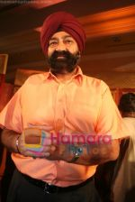 Jaspal Bhatti at Reality Show Comedy Ka King Kaun in ITC Grand Central Parel on April 9th 2008 (7).jpg