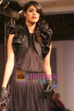 Model walks on the ramp for Neeta Lullas fashion show presented by Gitanjali in ITC Parel on April 12th 2008 (22).jpg