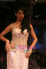 Model walks on the ramp for Neeta Lullas fashion show presented by Gitanjali in ITC Parel on April 12th 2008 (26).jpg